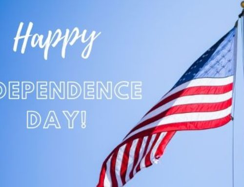 HOLIDAY CLOSING – INDEPENDENCE DAY
