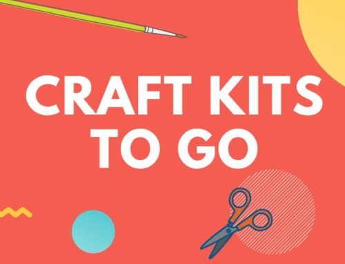 GRAB 'N GO CRAFT KITS FOR KIDS AND TEENS