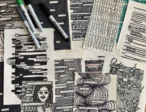 BLACKOUT POETRY CONTEST FOR ALL AGES!